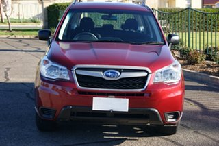2014 Subaru Forester MY14 2.5I Burgundy Continuous Variable Wagon.