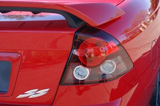 2004 Holden Commodore VZ SS Red 4 Speed Automatic Sedan