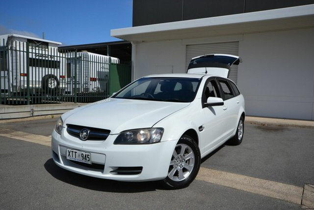 Used Holden Commodore VE MY09 Omega, 2008 Holden Commodore VE MY09 Omega White 4 Speed Automatic Sportswagon