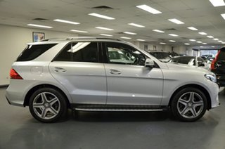 2016 Mercedes-Benz GLE-Class W166 807MY GLE350 d 9G-Tronic 4MATIC Silver 9 Speed Sports Automatic.