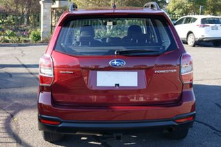 2014 Subaru Forester MY14 2.5I Burgundy Continuous Variable Wagon