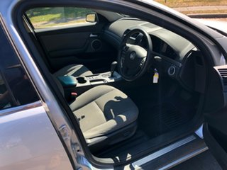 2013 Holden Commodore VE II MY12.5 Z-Series Silver 6 Speed Automatic Sedan