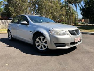 2013 Holden Commodore VE II MY12.5 Z-Series Silver 6 Speed Automatic Sedan.