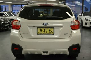 2013 Subaru XV G4X MY13 2.0i-S Lineartronic AWD White 6 Speed Constant Variable Wagon