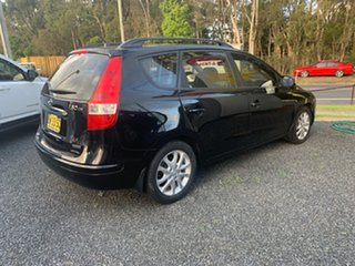 2010 Hyundai i30 Diesel auto  Black 5 Speed Automatic Wagon.