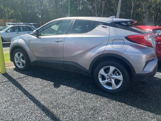 2018 Toyota C-HR Auto (2WD) Grey Continuous Variable Hatchback