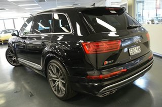 2018 Audi SQ7 4M MY18 TDI Tiptronic Black 8 Speed Sports Automatic Wagon.