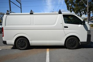 2007 Toyota HiAce TRH201R MY07 LWB White 5 Speed Manual Van