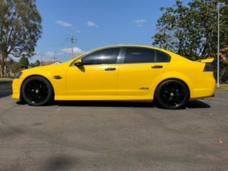 2010 Holden Commodore VE II SS V Yellow 6 Speed Sports Automatic Sedan