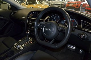 2015 Audi RS5 8T MY15 S Tronic Quattro Ibis White 7 Speed Sports Automatic Dual Clutch Coupe