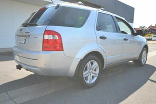 2005 Ford Territory SX Ghia (4x4) Silver 4 Speed Auto Seq Sportshift Wagon