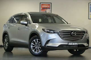 2018 Mazda CX-9 TC Touring SKYACTIV-Drive i-ACTIV AWD Silver 6 Speed Sports Automatic Wagon.