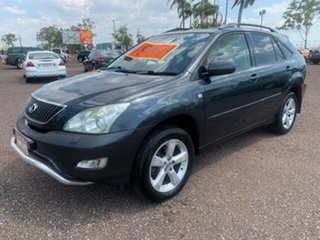 2005 Lexus RX330 RX330 Grey 4 Speed Auto Active Select Wagon.