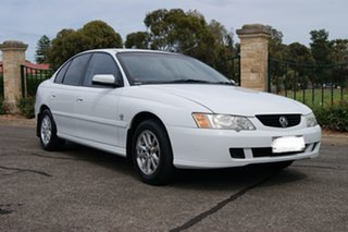 2004 Holden Commodore VY II Acclaim White 4 Speed Automatic Sedan
