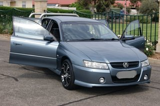 2006 Holden Crewman VZ MY06 S Blue 4 Speed Automatic Crew Cab Utility