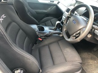 2008 Ford Falcon FG XR6 Silver 5 Speed Auto Seq Sportshift Sedan