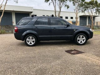 2010 Ford Territory SY MkII TX AWD Grey 6 Speed Sports Automatic Wagon.