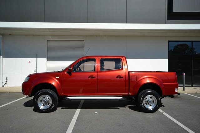 Used Tata Xenon  Premium (4x4), 2011 Tata Xenon Premium (4x4) Maroon 5 Speed Manual Dual Cab Pick-up