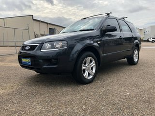 2010 Ford Territory SY MkII TX AWD Grey 6 Speed Sports Automatic Wagon