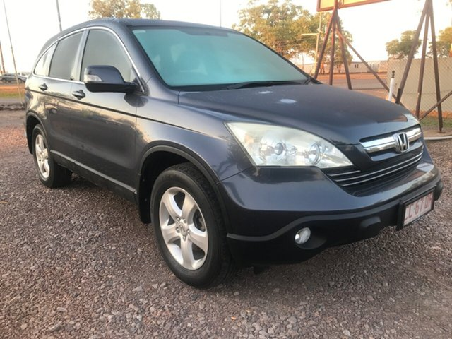 Used Honda CR-V RE MY2007 Sport 4WD, 2009 Honda CR-V RE MY2007 Sport 4WD Grey 5 Speed Automatic Wagon