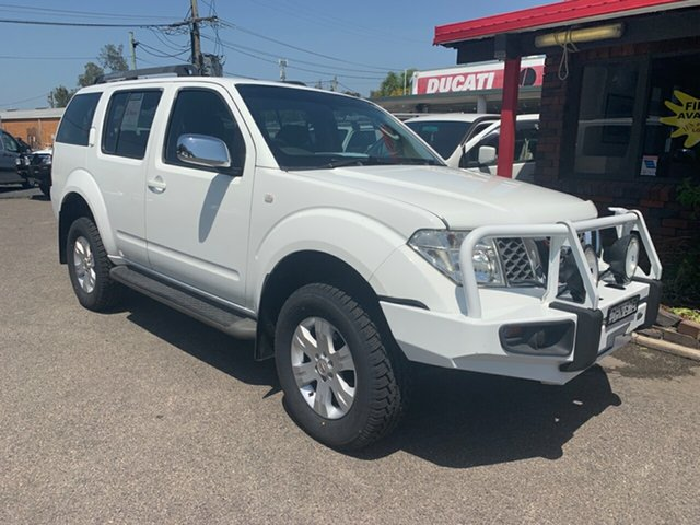 Used Nissan Pathfinder  , 2006 Nissan Pathfinder R51 7 SEATER  ST-L 2.5 TURBO DIESEL White 6 Speed Manual Wagon