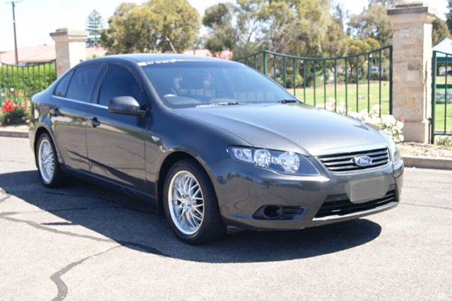 Used Ford Falcon FG XT, 2008 Ford Falcon FG XT Grey 6 Speed Auto Seq Sportshift Sedan