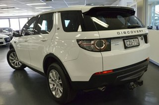 2015 Land Rover Discovery Sport L550 16MY SD4 SE White 9 Speed Sports Automatic Wagon.