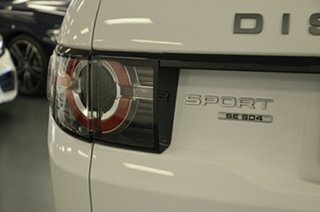 2015 Land Rover Discovery Sport L550 16MY SD4 SE White 9 Speed Sports Automatic Wagon