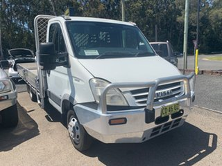 2009 Iveco Daily 45C15  3.0 LTR 150HP TURBO DIESE White Single Cab 3.0l.