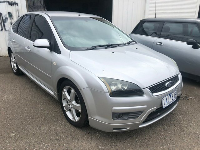 Used Ford Focus LS Zetec, 2006 Ford Focus LS Zetec Silver 4 Speed Automatic Hatchback