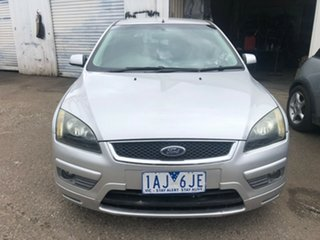 2006 Ford Focus LS Zetec Silver 4 Speed Automatic Hatchback.