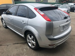 2006 Ford Focus LS Zetec Silver 4 Speed Automatic Hatchback