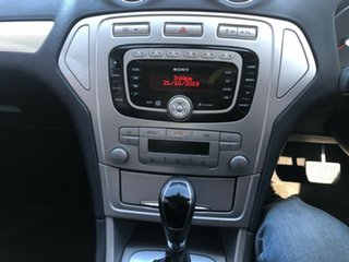 2007 Ford Mondeo MA TDCi Red 6 Speed Automatic Hatchback.