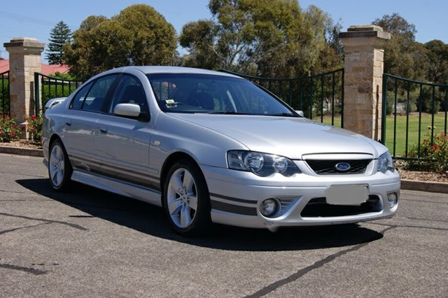 Used Ford Falcon BF XR6, 2005 Ford Falcon BF XR6 Silver 4 Speed Auto Seq Sportshift Sedan