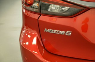 2017 Mazda 6 GL1021 Touring SKYACTIV-Drive Red 6 Speed Sports Automatic Wagon