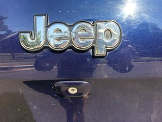 2015 Jeep Cherokee KL MY15 Limited (4x4) Blue 9 Speed Automatic Wagon
