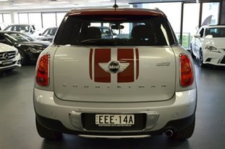 2016 Mini Countryman R60 MY15 Cooper Silver 6 Speed Sports Automatic Wagon