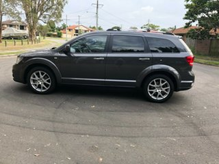 2015 Dodge Journey JC MY15 R/T Grey 6 Speed Automatic Wagon