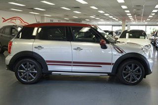 2016 Mini Countryman R60 MY15 Cooper Silver 6 Speed Sports Automatic Wagon.