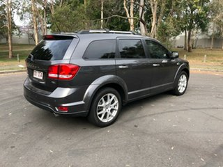 2015 Dodge Journey JC MY15 R/T Grey 6 Speed Automatic Wagon.