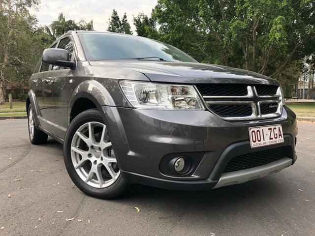 Used Dodge Journey JC MY15 R/T, 2015 Dodge Journey JC MY15 R/T Grey 6 Speed Automatic Wagon
