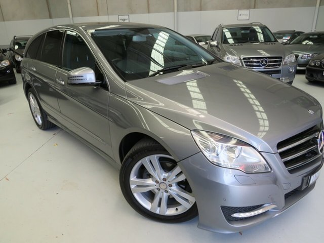 Used Mercedes-Benz R-Class W251 MY2011 R300 CDI AWD, 2011 Mercedes-Benz R-Class W251 MY2011 R300 CDI AWD Tenorite Grey 7 Speed Sports Automatic Wagon