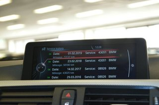 2014 BMW 4 Series F32 435i Grey 8 Speed Sports Automatic Coupe