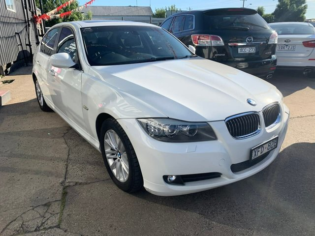 Used BMW 3 Series E90 MY09 323i Steptronic, 2009 BMW 3 Series E90 MY09 323i Steptronic White 6 Speed Sports Automatic Sedan