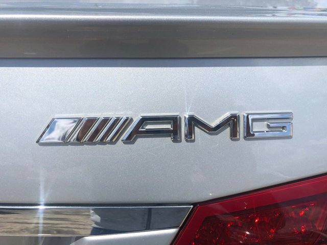 Used Mercedes-Benz E63 212 AMG, 2009 Mercedes-Benz E63 212 AMG Silver 7 Speed Automatic G-Tronic Sedan