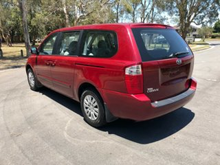 2013 Kia Grand Carnival VQ MY14 S Red 6 Speed Automatic Wagon