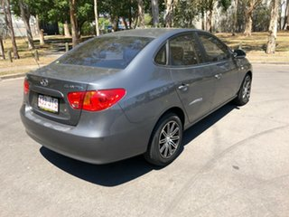 2006 Hyundai Elantra HD SX Grey 4 Speed Automatic Sedan.