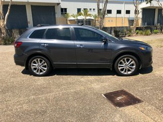 2013 Mazda CX-9 MY13 Luxury (FWD) Grey 6 Speed Auto Activematic Wagon.