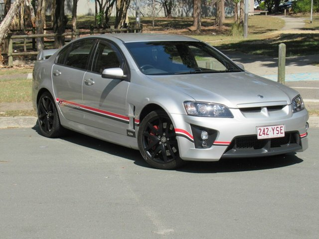 Used Holden Special Vehicles ClubSport E Series R8, 2007 Holden Special Vehicles ClubSport E Series R8 Silver 6 Speed Sports Automatic Sedan