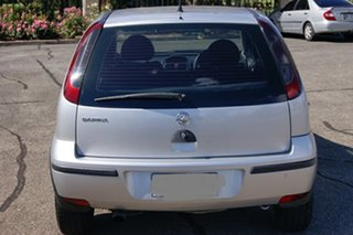 2005 Holden Barina XC (MY04.5) Silver 4 Speed Automatic Hatchback